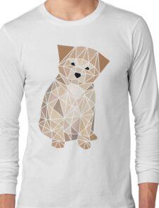 Polygon Puppy Long Sleeve T-Shirt