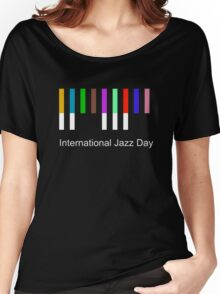 International Jazz Day Women's Relaxed Fit T-Shirt