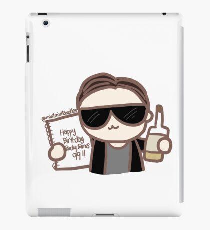Sebastian Stan iPad Case/Skin