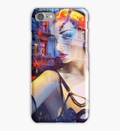 Future Lover, Maiden of SF  iPhone Case/Skin