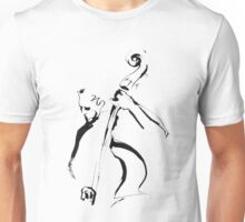 Playing The Bass Unisex T-Shirt
