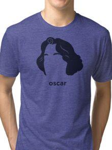Oscar Wilde (Hirsute History) Tri-blend T-Shirt