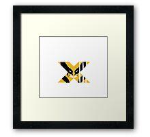 Wolverine X Framed Print