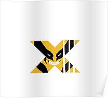 Wolverine X Poster
