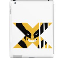 Wolverine X iPad Case/Skin