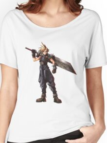 Final Fantasy VII - Cloud  Women's Relaxed Fit T-Shirt