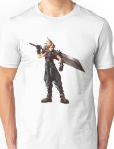 Final Fantasy VII - Cloud  Unisex T-Shirt