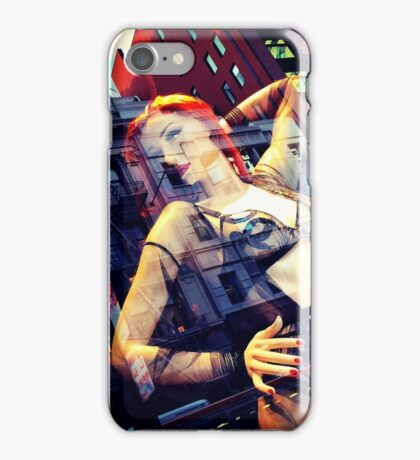 Rouge Lust, Maiden of SF iPhone Case/Skin