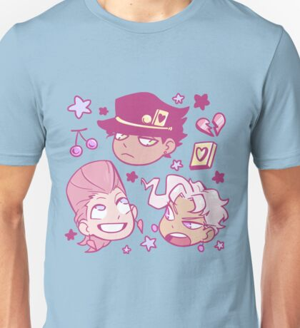 pastel disaster trio  Unisex T-Shirt