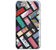 Picture Collage ~ Comic Book Strips  iPhone Case/Skin