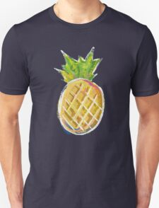 Pastel Pineapple Unisex T-Shirt