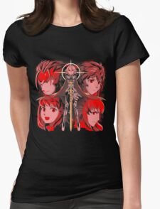 Birthright Fate Womens Fitted T-Shirt