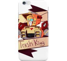 Trash King iPhone Case/Skin