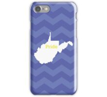 West Virginia Pride iPhone Case/Skin