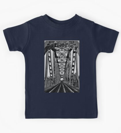 The Crossing Over Kids Tee