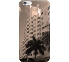 Miami Beach - Art Deco iPhone Case/Skin