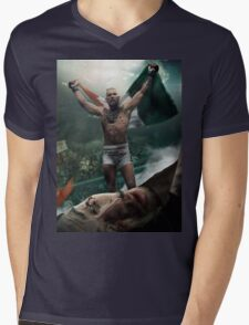 Conor McGregor Mens V-Neck T-Shirt