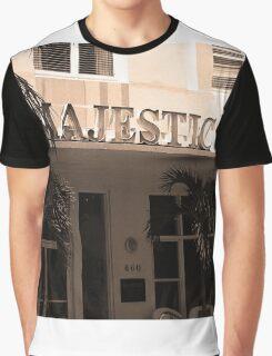 Miami Beach - Art Deco Graphic T-Shirt