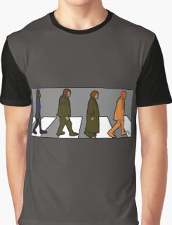 Come Together, You Damned Dirty Apes Graphic T-Shirt