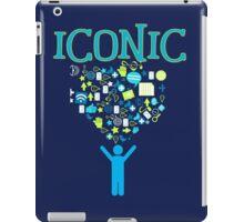 Iconic Techie Technology Icons Vector Illustration iPad Case/Skin