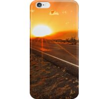 The Journey and the Destination iPhone Case/Skin