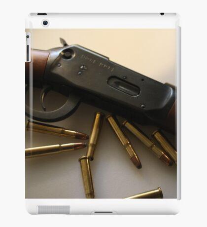West iPad Case/Skin