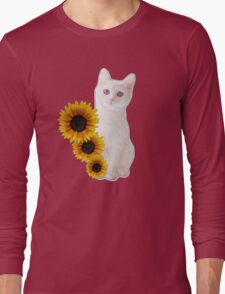 Cat Love Long Sleeve T-Shirt