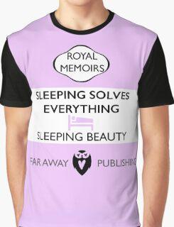 Sleeping Beauty Memoir Graphic T-Shirt
