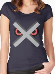 Metagross Women's Fitted Scoop T-Shirt
