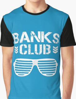 banks club Graphic T-Shirt