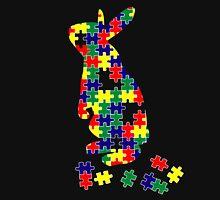 Autism Bunny Unisex T-Shirt