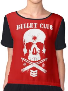 bullet club Chiffon Top
