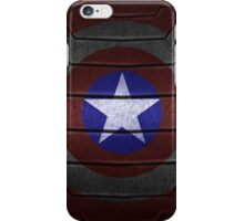 Metal Steve and Bucky Shield iPhone Case/Skin