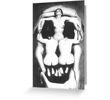 Salvador Dali  Greeting Card
