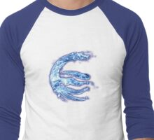 Water Tribe Men's Baseball ¾ T-Shirt