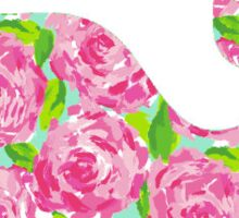 Lilly Pulitzer Vinyard Vines First Impressions Sticker