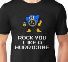 Airman Rocks you like a Hurricane Unisex T-Shirt