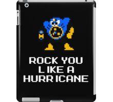 Airman Rocks you like a Hurricane iPad Case/Skin