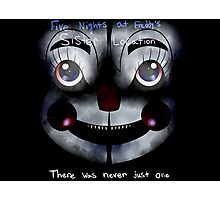 FNAF Sister Location: There was never just one Photographic Print