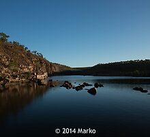 Beautiful Pentecost River, Western Australia by DSMIW