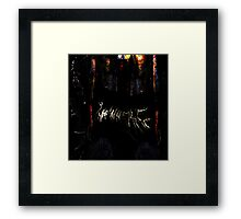 ?nowhere  Framed Print