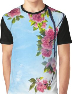 Blooming Blossoms  Graphic T-Shirt