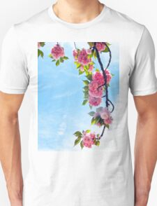 Blooming Blossoms  Unisex T-Shirt