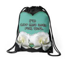 true love Drawstring Bag