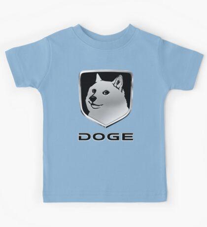 "Dodge Ram ""DOGE"" Logo Kids Tee"