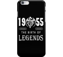 1955 - THE BIRTH OF LEGENDS iPhone Case/Skin