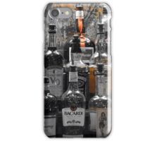Pick Your Poison Alcohol Bar iPhone Case/Skin