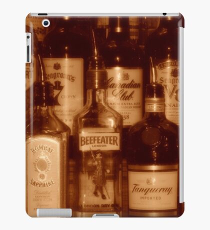 Old Wild West Saloon iPad Case/Skin