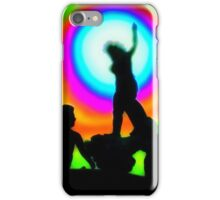Dawning of the Age of Aquarius iPhone Case/Skin