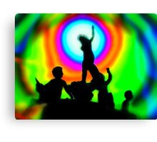 Dawning of the Age of Aquarius Canvas Print